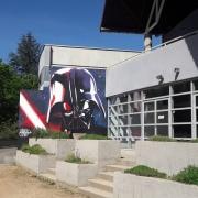 Espace Chambon - Graff Repy One