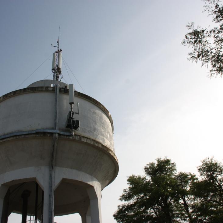 Château d'eau quartier Montbeton