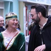 Marie Chatelais et Bertrand Baylaucq aux Flamboyntes